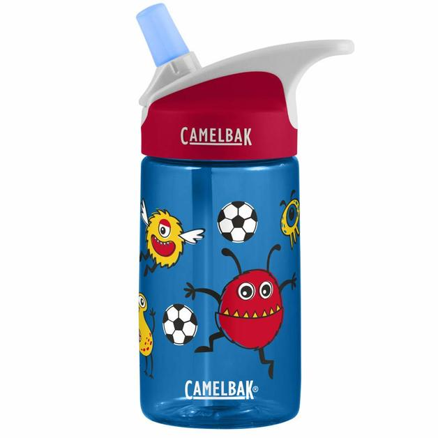 Camelbak: Eddy Kids Bottle - Soccer Monsters (400ml)