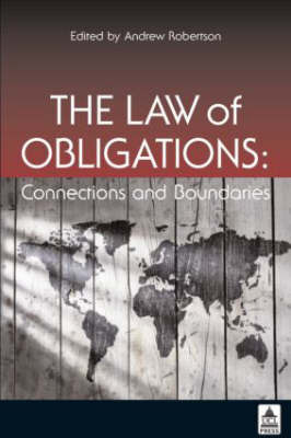 The Law of Obligations image
