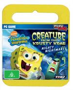 Spongebob Squarepants: Nighty Nightmare - Toy Case for PC Games