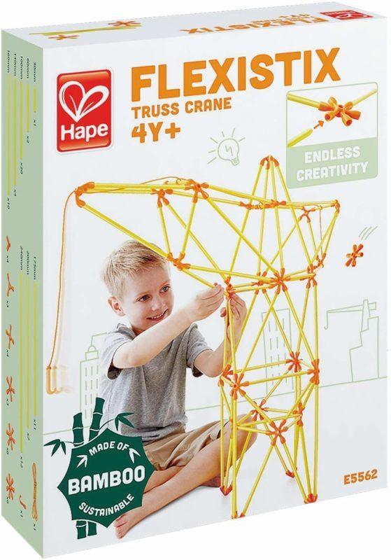 Hape: Flexistix Truss Crane