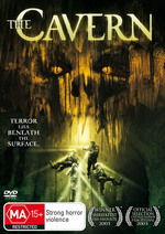The Cavern on DVD