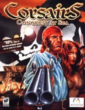 Corsairs - Conquest at Sea for PC Games