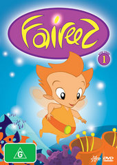 Faireez: Vol 1 on DVD
