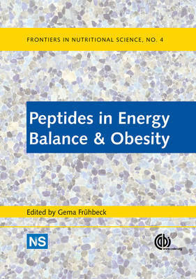 Peptides in Energy Balance and Obesi by G Fruhbeck image
