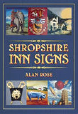 Shropshire Inn Signs by Alan Rose image