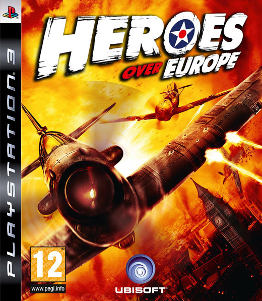 Heroes over Europe for PS3