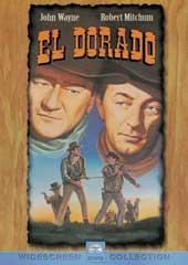 El Dorado on DVD