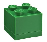 LEGO Mini Box 4 (Dark Green)