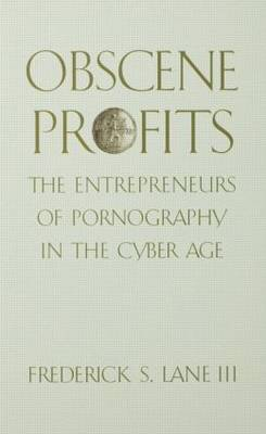 Obscene Profits by Frederick S Lane image
