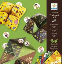 Djeco: Design - Origami Bird Game