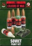 Flames of War - Soviet Armour Paint Set