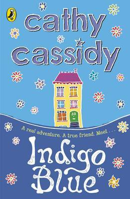 Indigo Blue by Cathy Cassidy image