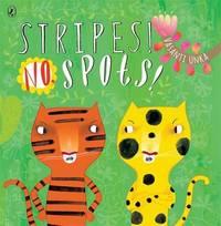 Stripes! No, Spots! by Vasanti Unka