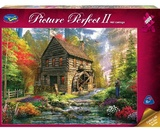 Holdson: 1000pce Puzzles - Picture Perfect Mill Cottage