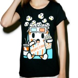 Tokidoki: Summer Flick T-Shirt (XL)