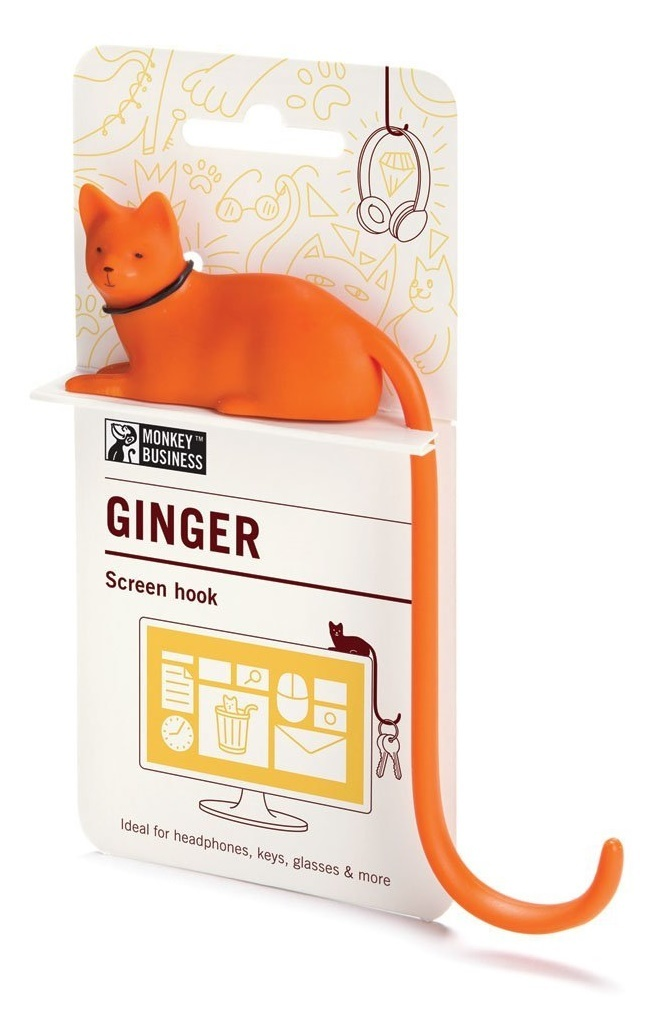 Ginger - Screen Cat image