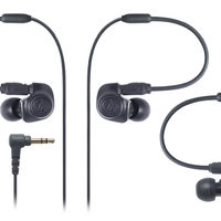 Audio-Technica ATHIM50 In-ear Monitor Headphones with Dual Symphonic Drivers