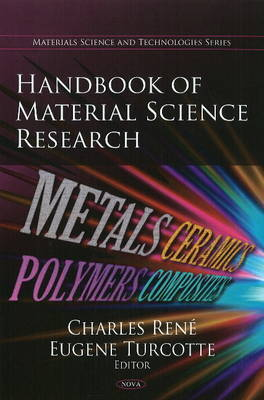 Handbook of Material Science Research image