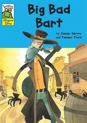 Big Bad Bart by Damian Harvey