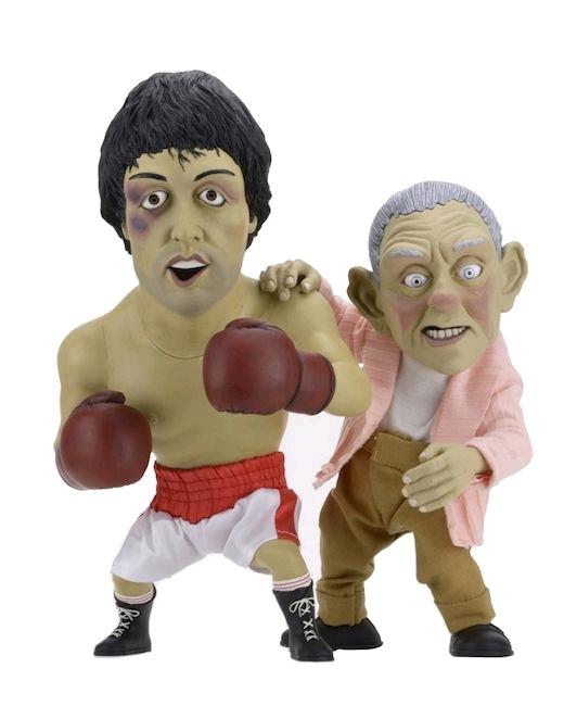 "Rocky: Rocky & Mickey - 12"" Maquette Set image"