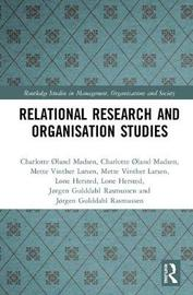 Relational Research and Organisation Studies