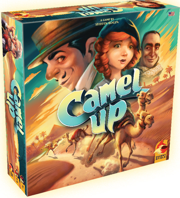 Camel Up - Board Game
