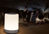 RGB + LED White speaker - Bluetooth
