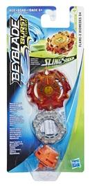 Beyblade Burst: Slingshock Single - Flame X Diomedes D4 image