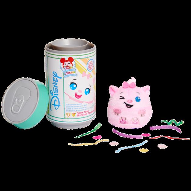 Disney: Soda-Can Plush - Gift Set (#7)