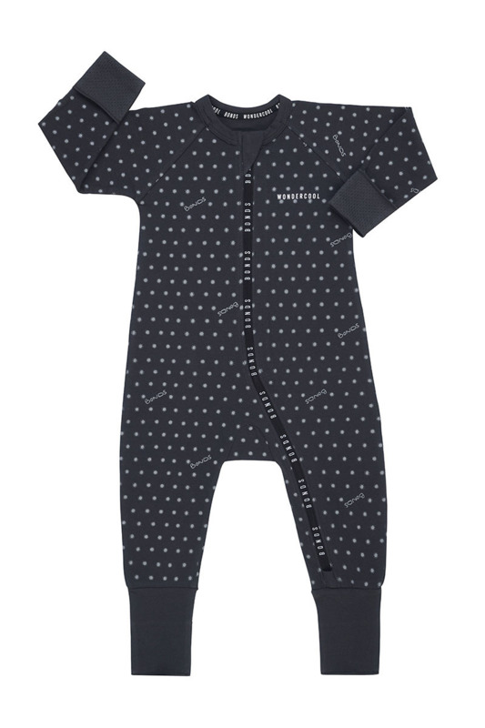 Bonds: Wondercool Zip Wondersuit - Sunshine Baby Solar System (Size 0)