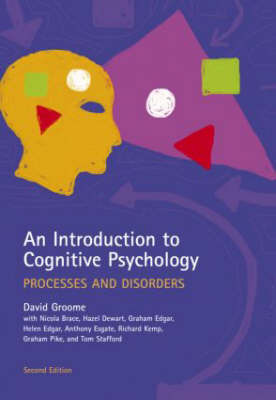 An Introduction to Cognitive Psychology: Processes and Disorders by David Groome image