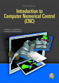 Introduction to Computer Numerical Control by James Valentino image