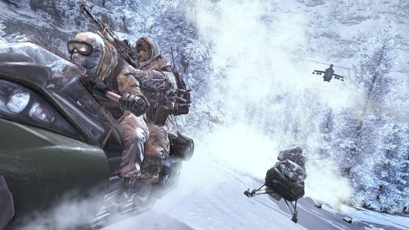 Call of Duty: Modern Warfare 2 (Classics) for Xbox 360 image