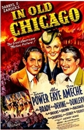 In Old Chicago on DVD