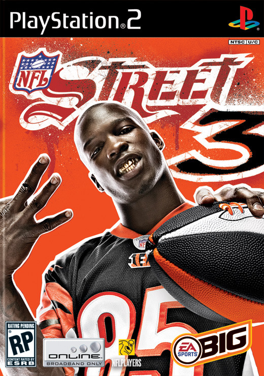 NFL Street 3 for PlayStation 2