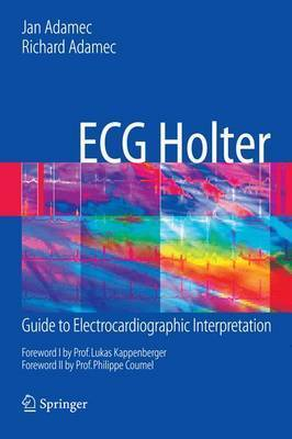 ECG Holter by Jan Adamec