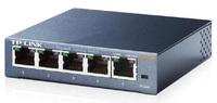 TP-Link TL-SG105 5-Port 10/100/1000Mbps Desktop Switch