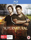 Supernatural - The Complete Eighth Season on Blu-ray