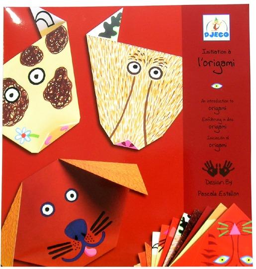 Djeco: Design - Origami Animals