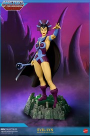 Masters of the Universe - Evil Lyn 1:4 Scale Statue
