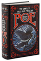 The Complete Tales and Poems of Edgar Allan Poe (Leatherbound Classic Collection) by Edgar Allan Poe
