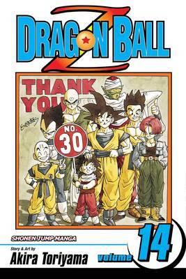 Dragon Ball Z: v. 14 by Akira Toriyama image