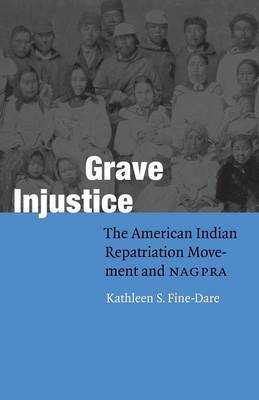 Grave Injustice by Kathleen S. Fine-Dare image