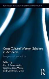 Cross-Cultural Women Scholars in Academe