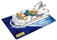 3D Puzzle Cruise Ship 1 Ocean Legend