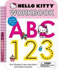 Hello Kitty: Workbook ABC, 123 by Roger Priddy