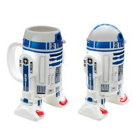 Star Wars - R2-D2 Molded Bank and Mug Gift Set