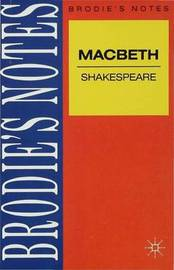 Shakespeare: Macbeth by Norman T. Carrington image