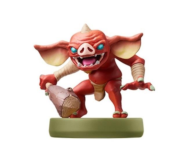 Nintendo Amiibo Bokoblin - Zelda Collection for Nintendo Switch image
