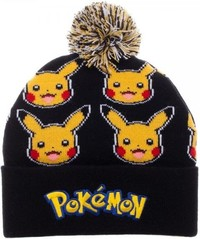 Pokemon: Pikachu AOP Pom Beanie